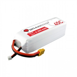 BATTERIA LIPO BRAINERGY YUKI MODEL 5S 4200 MAH