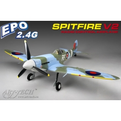 AEROMODELLO SPITFIRE PNP ART TECH