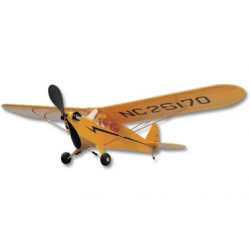 BALSA KIT PIPER CUB AD ELASTICO WEST WINGSPIPER
